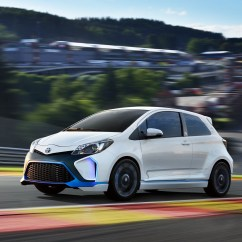 Toyota Yaris Trd Turbo Foto Grand New Avanza 2017 Toyotas Will Have The Vw Polo Gti And