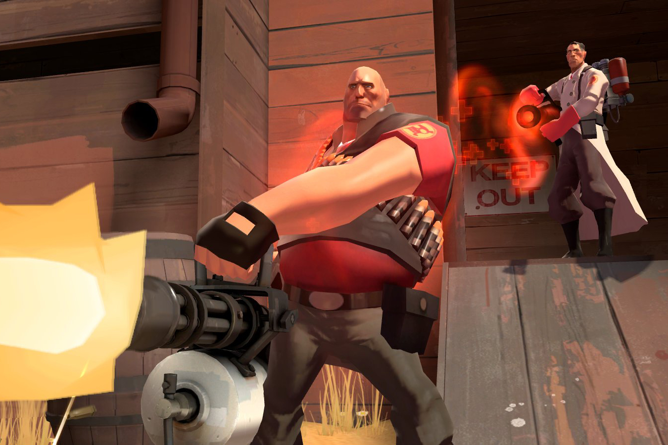 Valve Patches Team Fortress 2 Bug That Could Install A Trojan When You Died