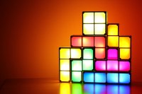 How to Build a Tetris-Inspired Modular Lamp | Digital Trends