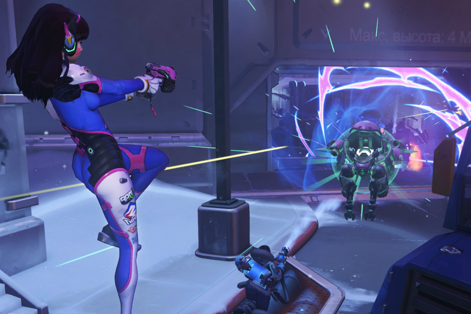 Another Chance To Play Overwatch For Free Arrives On