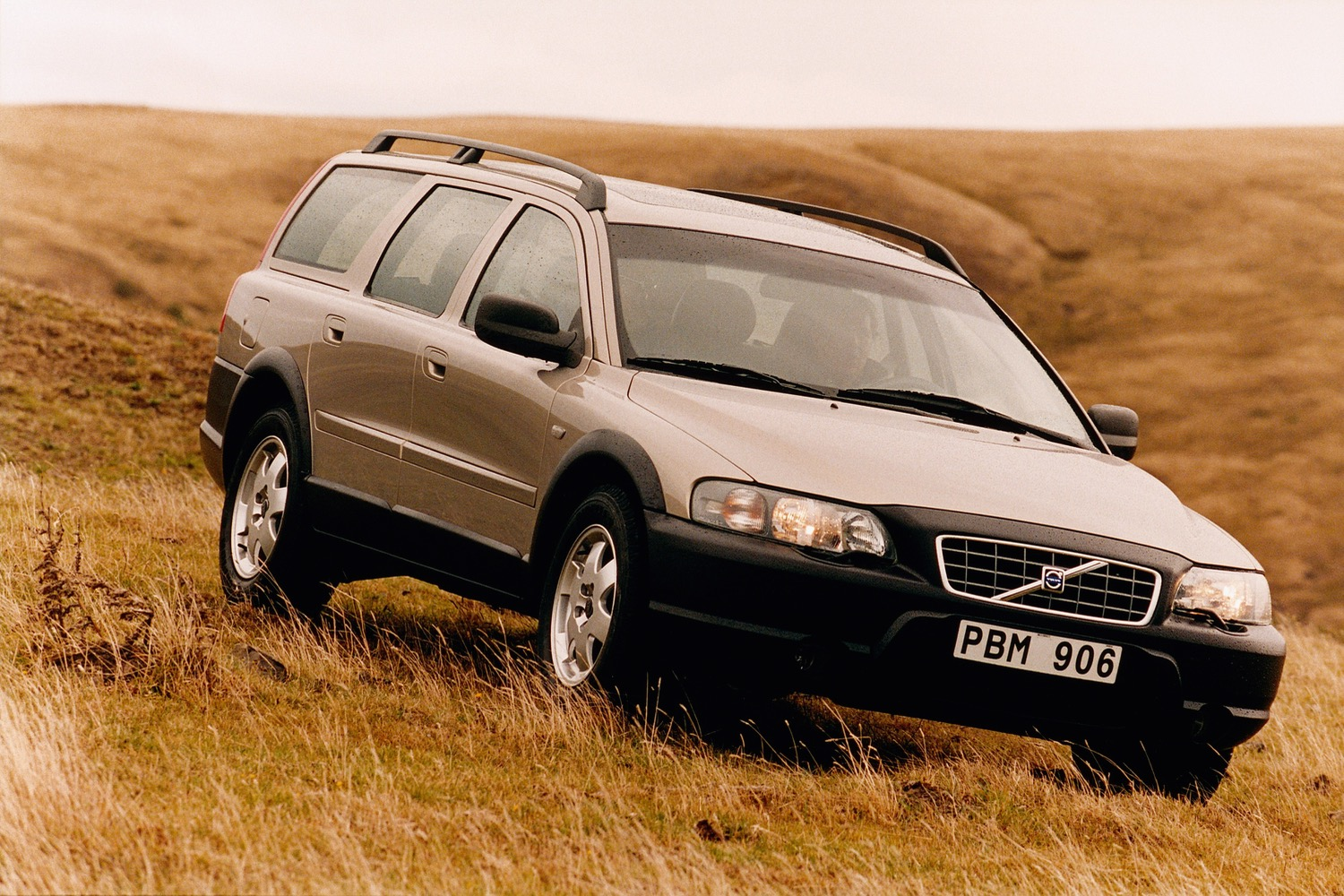 Volvo Will Take The Wraps Off Its V90 Cross Country Wagon