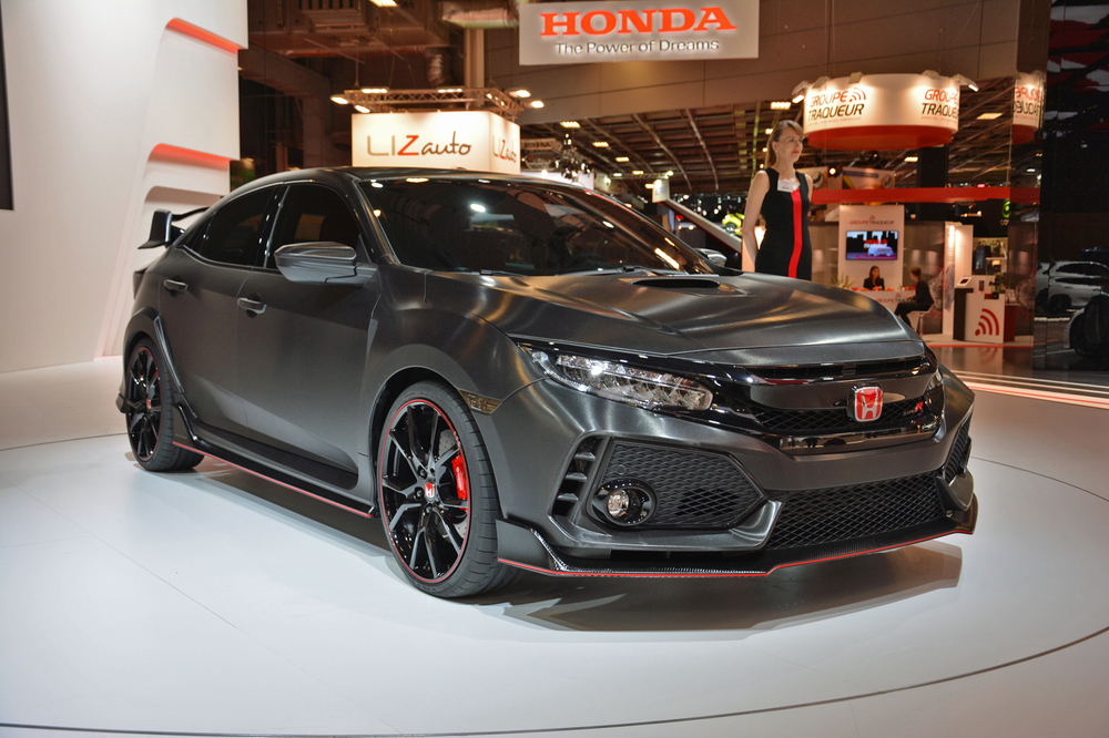 With 320hp On Tap Hondas Hottest Hatch Ever Will Be Well