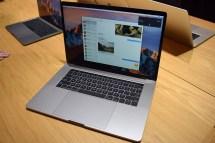Apple Newest Macbook Pro Slightly Faster