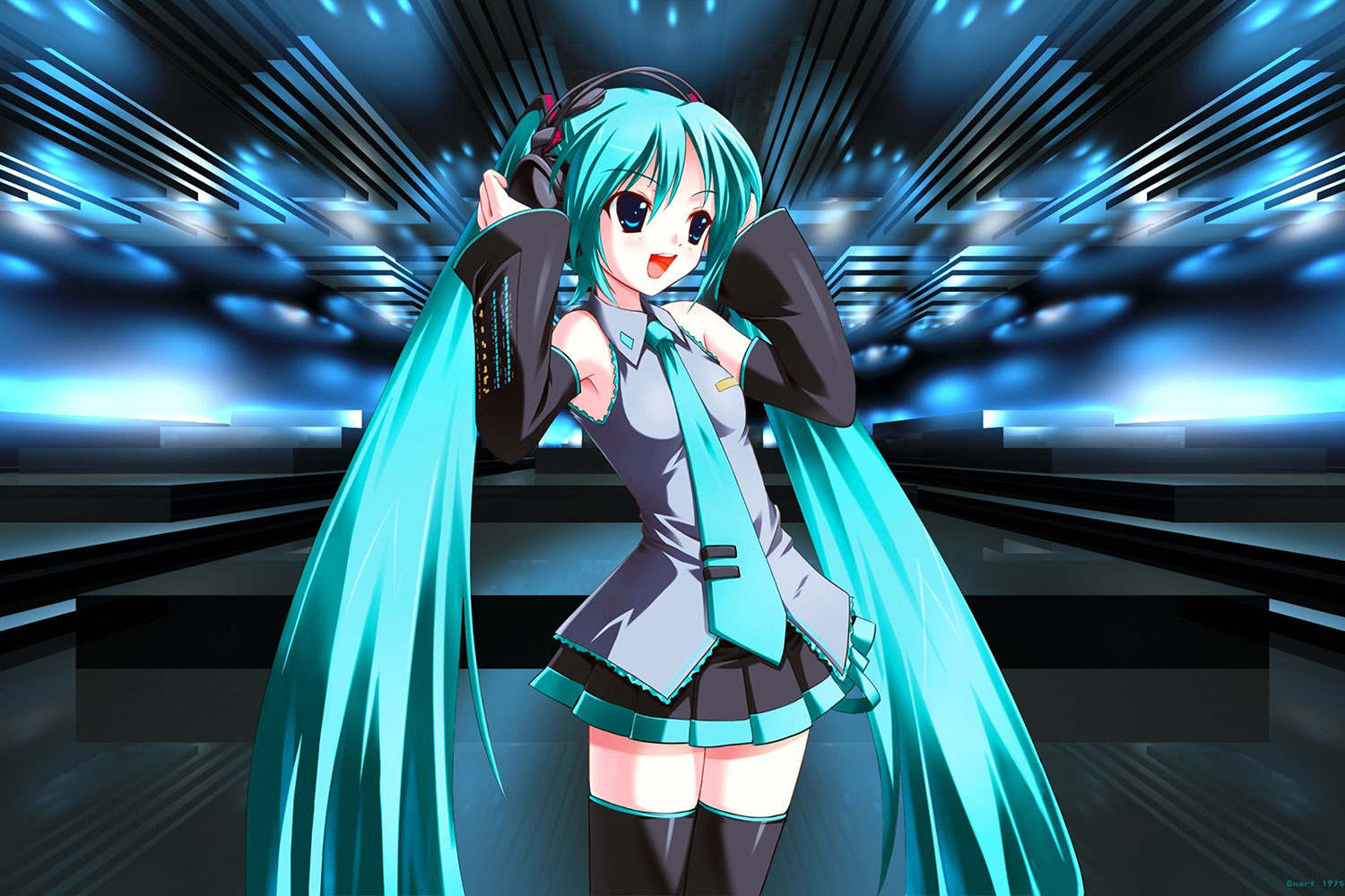 Fall Anime Wallpaper Vocaloid How A Vocaloid Singer Made Me Fall In Love With Music