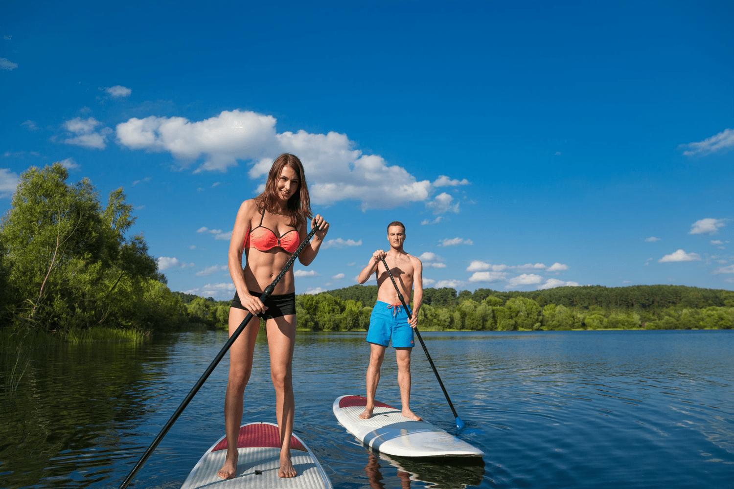 The Best StandUp Paddleboards  Digital Trends