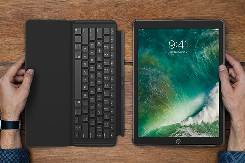 Pro 105 Ipad Bluetooth Logitech Keyboard