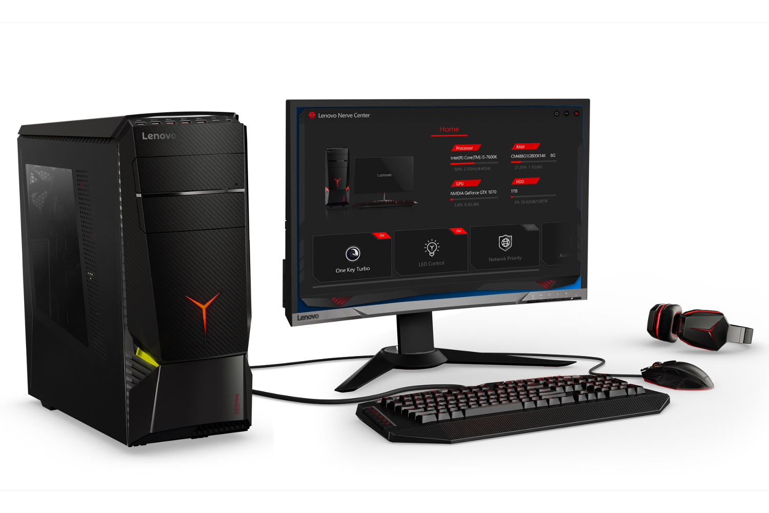 Desktops are dead Lenovo says no as it shoves new gaming