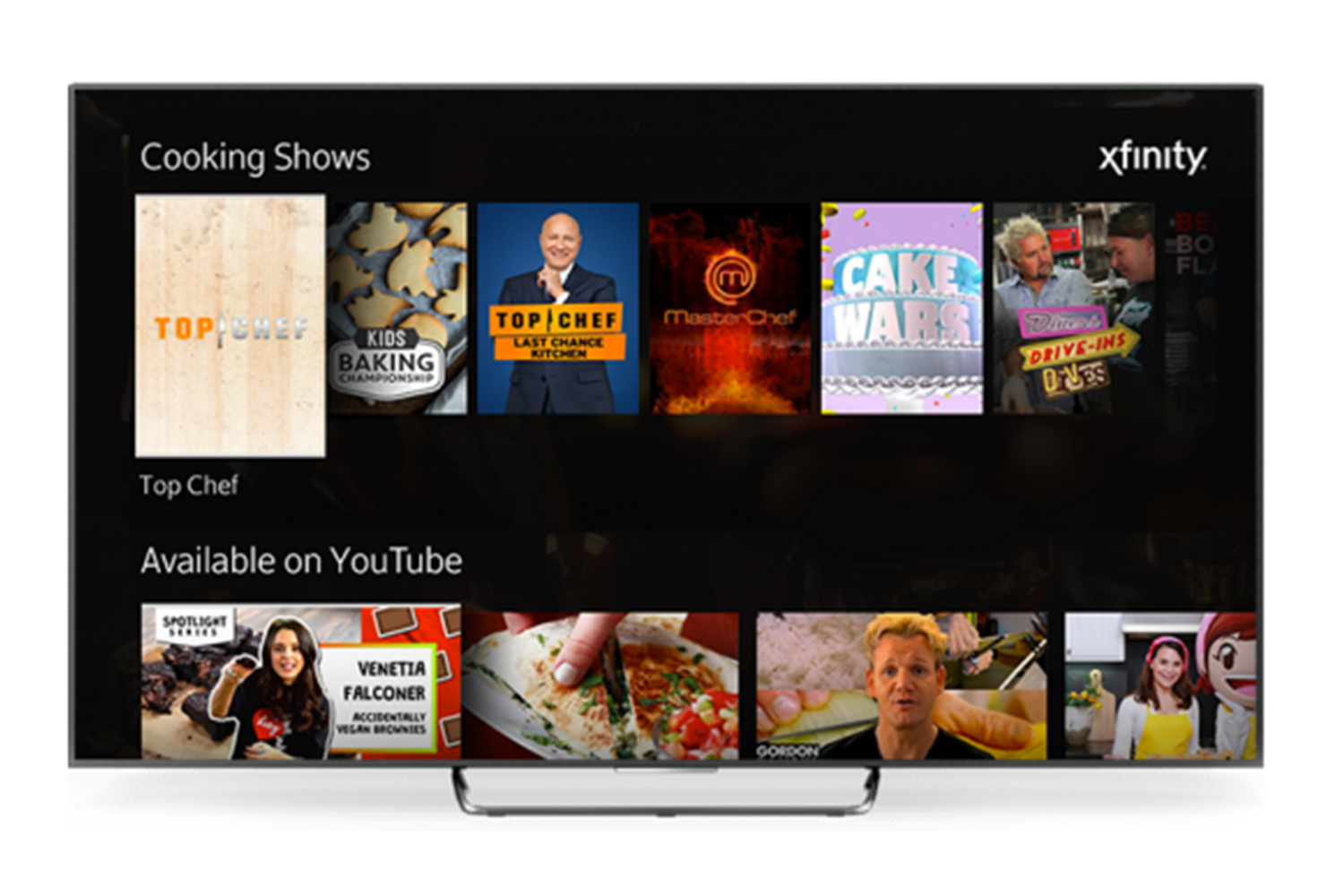 New YouTube app launches on Comcast Xfinity X1 cable box