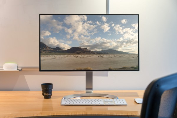 4K Resolution Computer Monitor