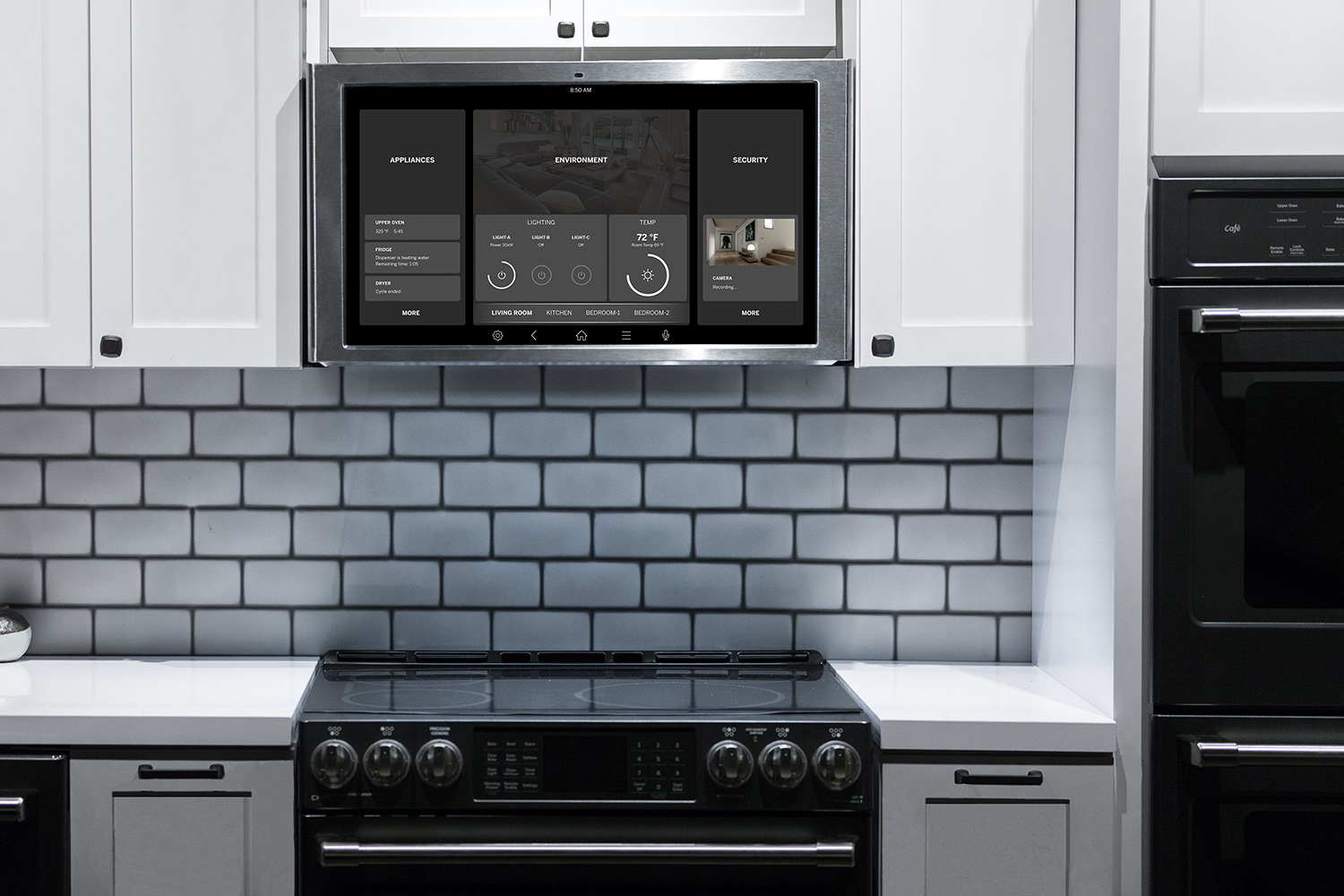 ge kitchen appliances farm house sink here are some of the biggest smart home trends at ces ...