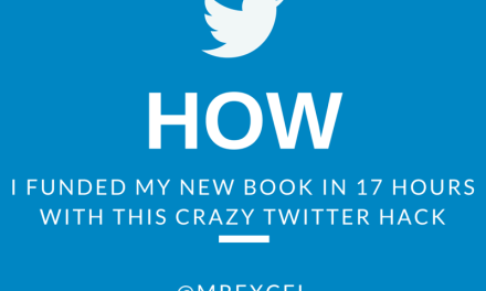 How To Use Twitter to Crowdsource Your Next Book- You Won't Believe This Twitter Hack