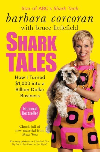 Shark Tales book cover