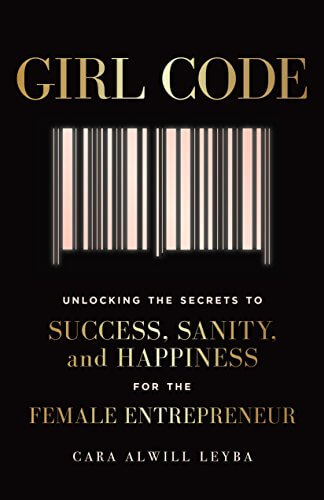 Girl code to female entrepreneur book cover