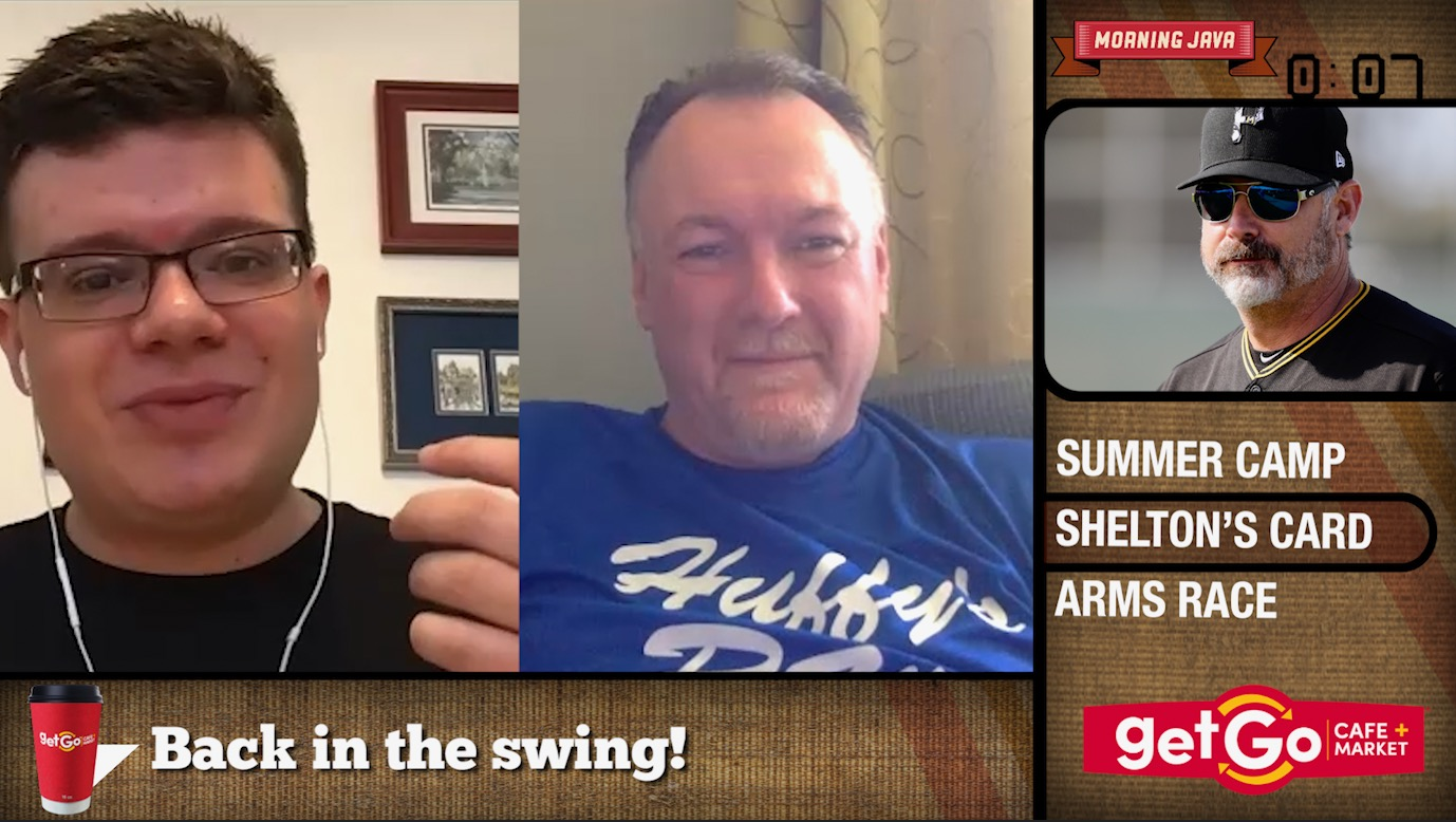 Photo of Morning Java: Lolley, Stumpf on the (virtually) return of ball