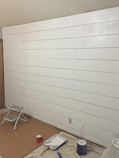 How to Install PrePainted Shiplap  Metrie