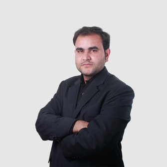 Abid Rafique Admin Support Manager