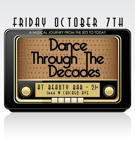 Dance Through The Decades A Musical Journey from the 50s