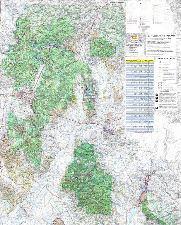 Beaverhead Deerlodge National Forest Map : beaverhead, deerlodge, national, forest, Beaverhead, Deerlodge, North, MontanaGPS, Avenza