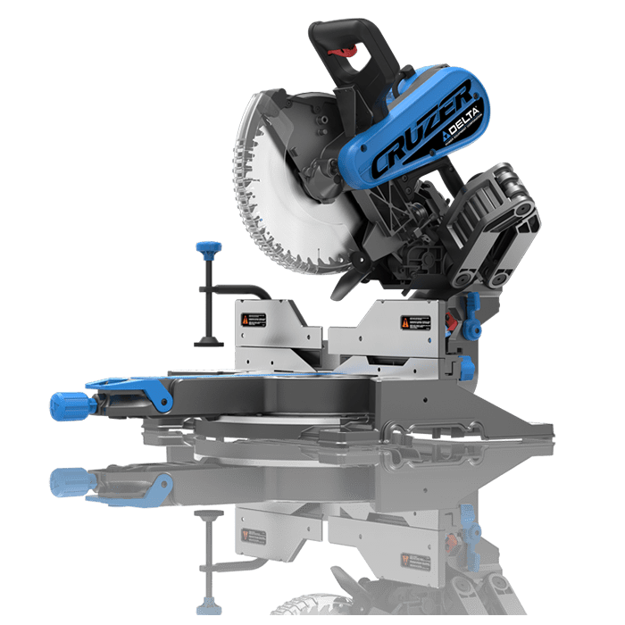 Delta 10 Inch Miter Saw With Stand