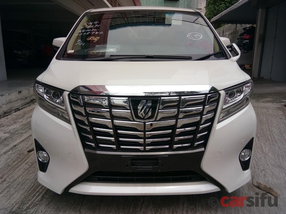 all new alphard 2.5 x kapasitas oli grand avanza carsifu car news reviews previews classifieds price guides img 20180601 135647 jpg