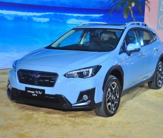 All New Subaru Xv Launched In Taiwan