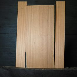 Queensland Maple Back and Sides