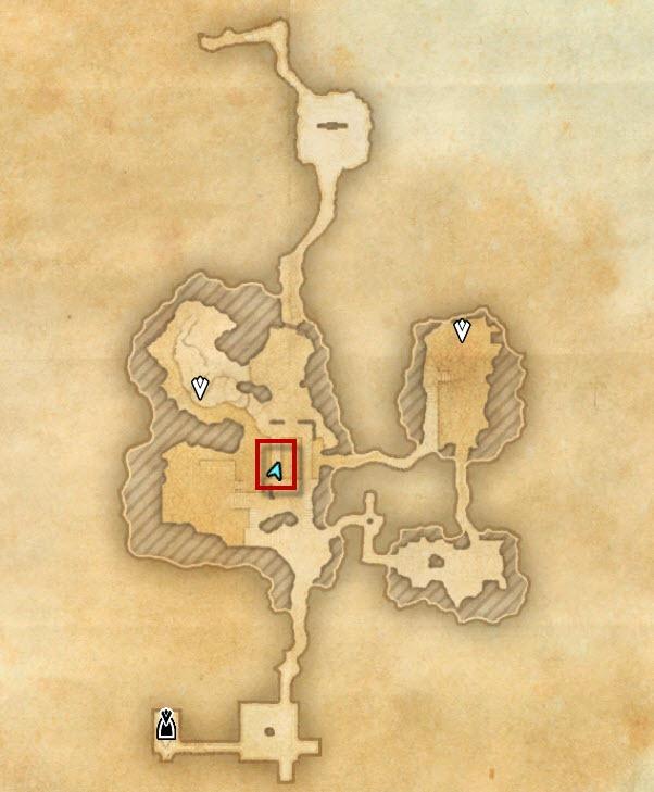 Alik'r Desert Treasure Map : alik'r, desert, treasure, Alik'r, Desert, Skyshards, Guide, Guides,, Walkthroughs