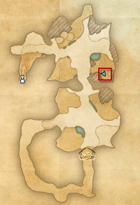 ESO Malabal Tor Skyshards Location Map - ESO Life