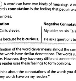 Denotation And Connotation Worksheet Answers - Nidecmege [ 1776 x 3396 Pixel ]