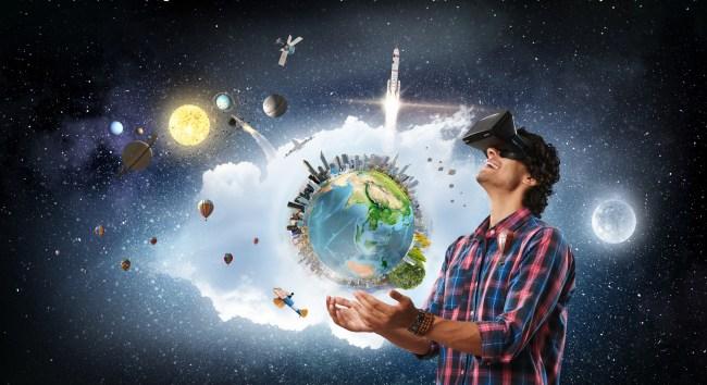 Hasil gambar untuk virtual reality