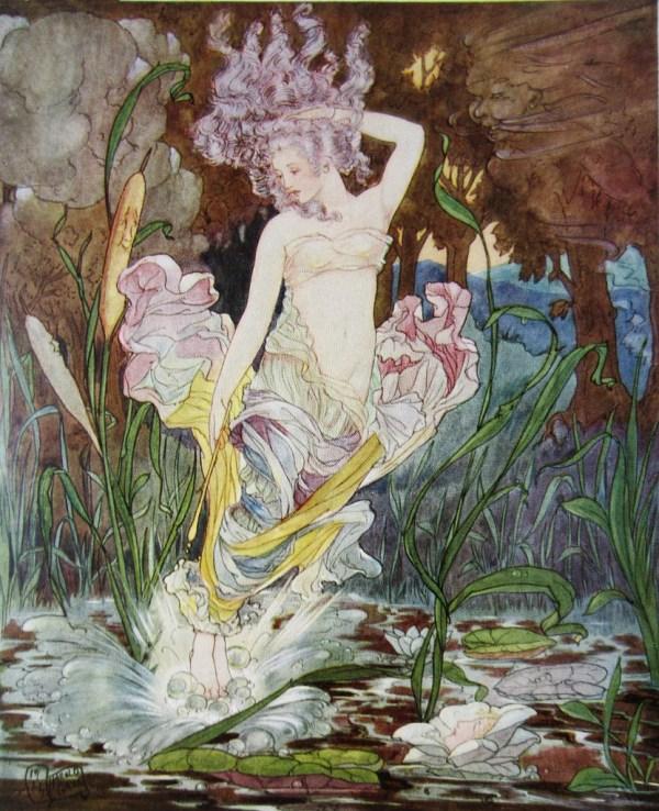 Fairy Tale Illustrations Vintage