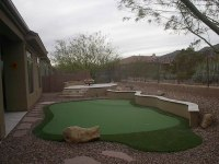 Phoenix, Arizona Artificial Grass - Landscaping , Backyard ...