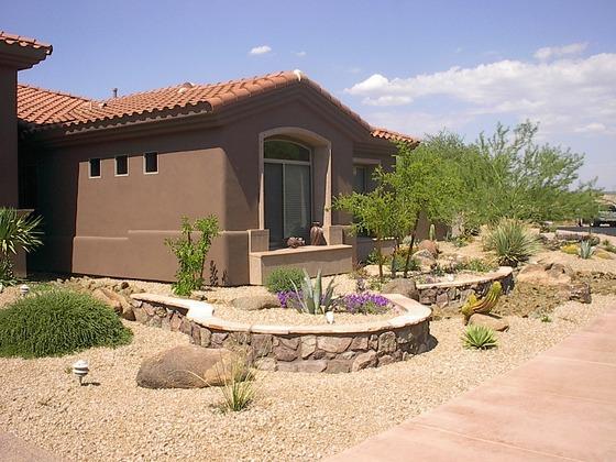 phoenix desert landscaping ideas