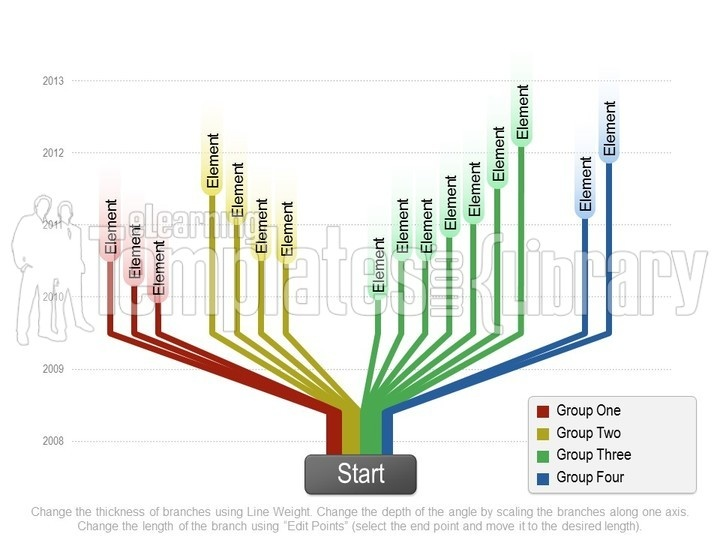 powerpoint tree graphic power