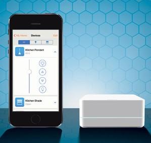 Lutron Smart Home Automation Lighting Hub