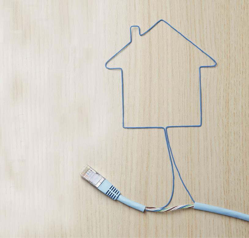 Home Ethernet Wiring Plan