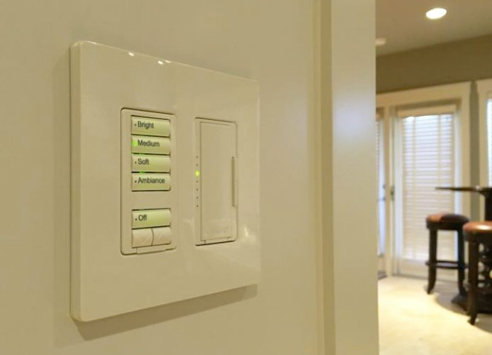 lutron lighting system rescues home