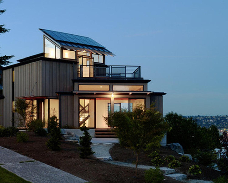Solar Panels Home
