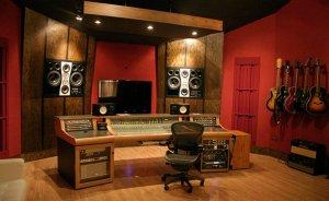 modern recording studio control theater spyglass contemporary austin audio rooms watermark company theatre houzz professional speakers studios decor equipment perfect