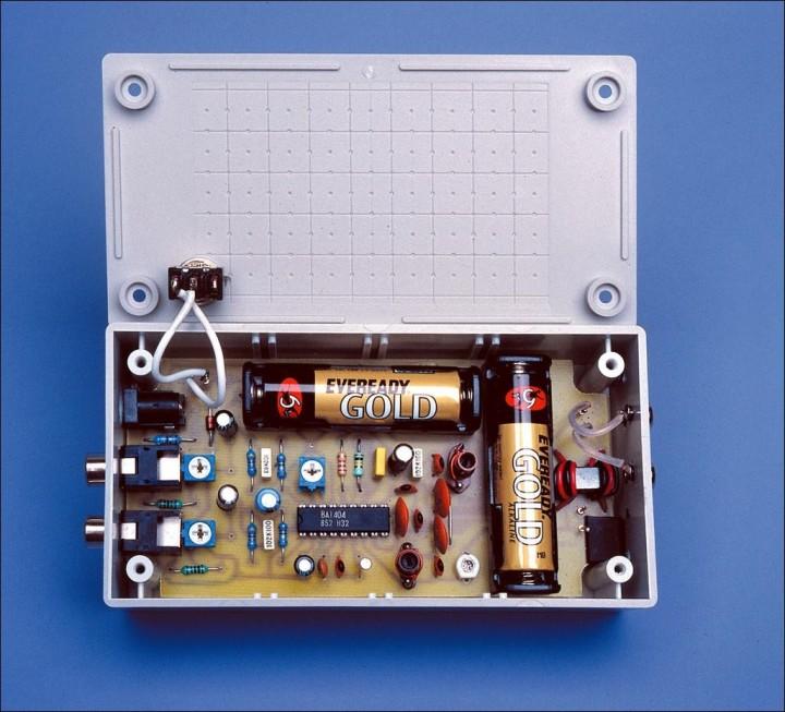 Fm Transmitter Circuit Using Ba1404