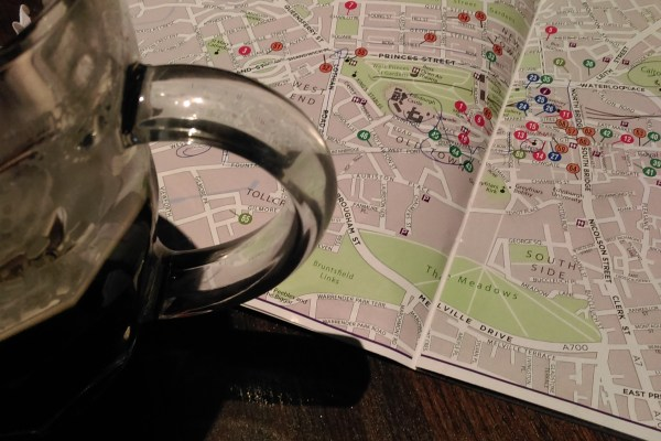 """Map"" by Amanda Bird"