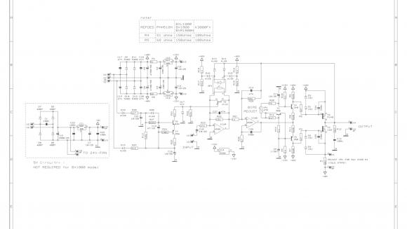 Behringer BXL1800A Ultrabass Amplifier
