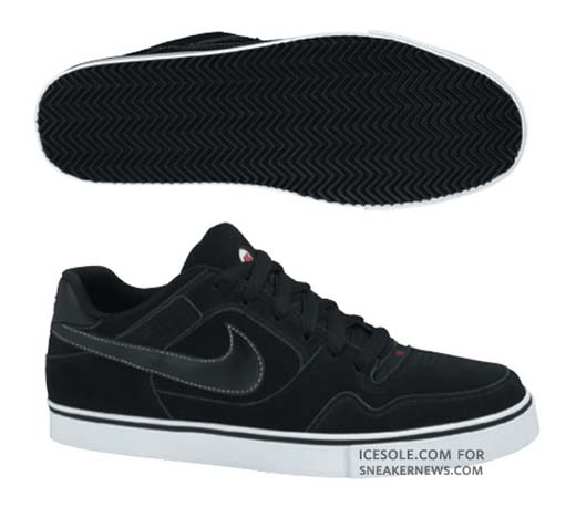 Nike SB Spring 2010 Collection Preview | P-Rod 2.5 | Black/Black