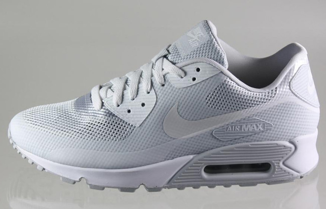 13c8bfd42a ... nike air max 90 hyperfuse silver grey ...
