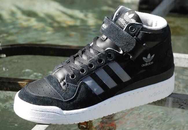 e7e3997ab855 ... adidas Forum Mid RS Black Tech Grey ...
