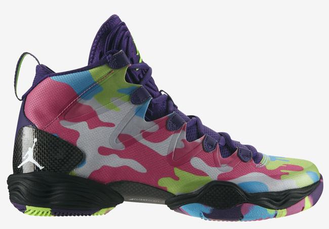 Air Jordan XX8 SE Court Purple/White-Flash Lime-Gamma Blue Style#