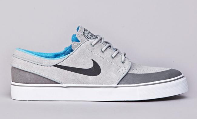Nike Sb Zoom Stefan Janoski Pr Se Gris Et Bleu sortie Nice fiable collections DZpkU6DW2