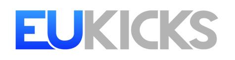 EU KICKS Logo