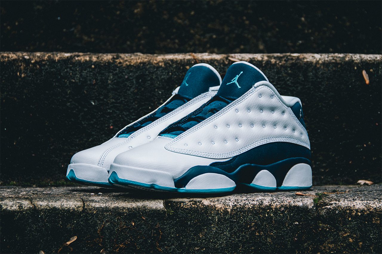 air jordan xiii retro low bg hornets