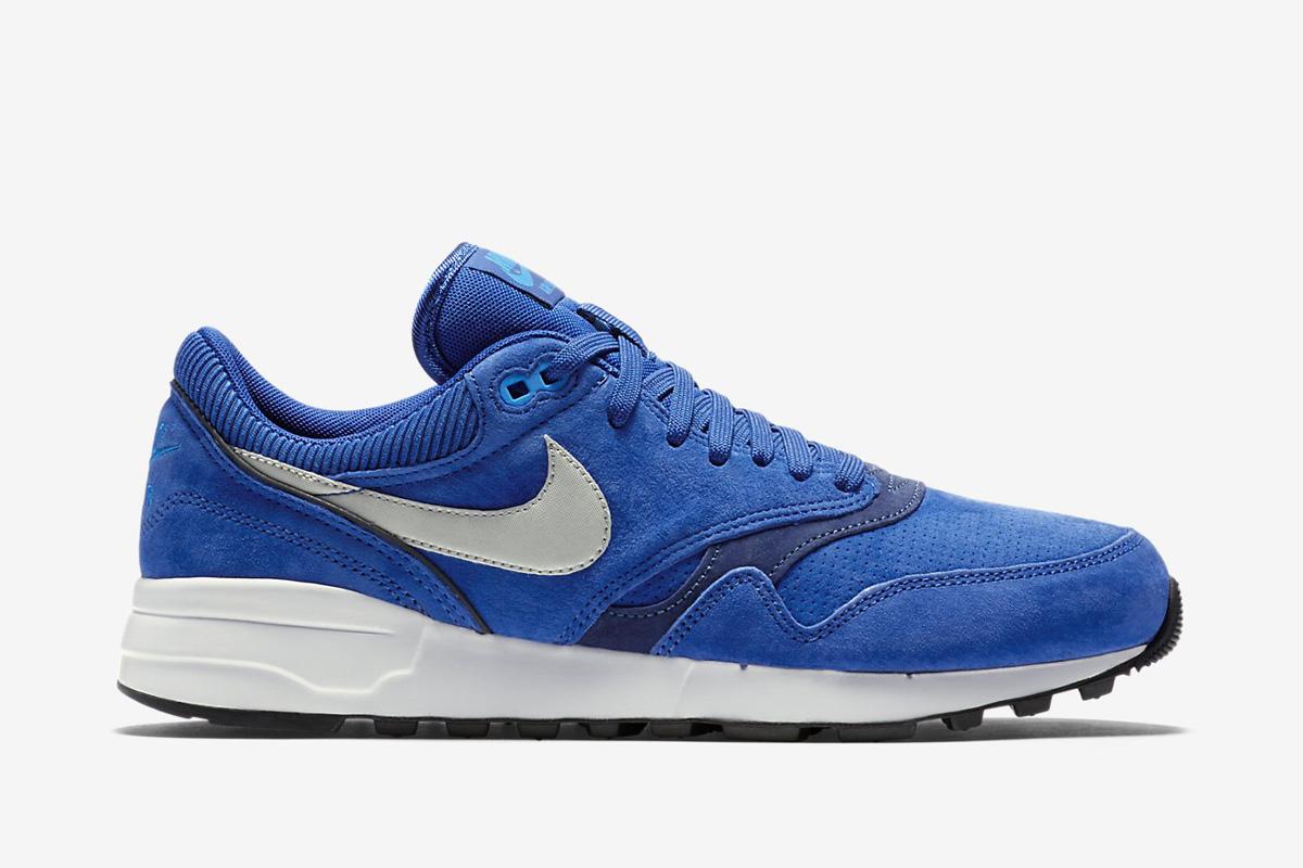 Nike Air Odyssey LTR Gym Blue Silver (684773-402)